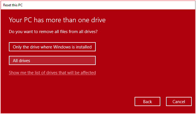 Remove From All Drives