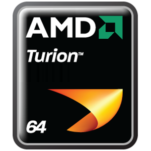 HP AMD Turion