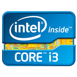 HP Intel Core i3 (2nd & 3rd Gen)