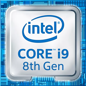 Sony Intel Core i9 (9th Gen)