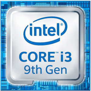 HP Intel Core i3 (9th Gen)