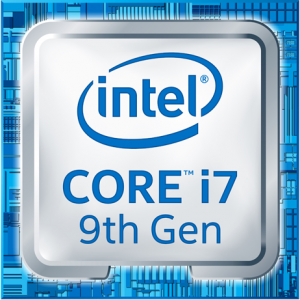 Intel Core i7 (9th Gen)